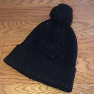 Black hat with PomPom